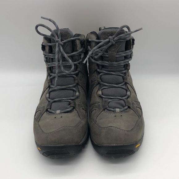 Columbia Gorgeous Mid Omni tech Hiking Boot Sz 8.5